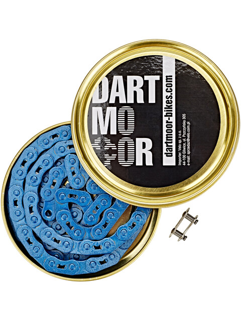 "DARTMOOR Core Kette 1/8"" blau"